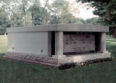 Double Crypt Mausoleum