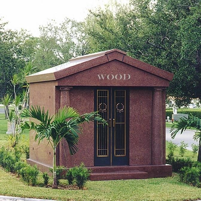 Six Crypt Mausoleum